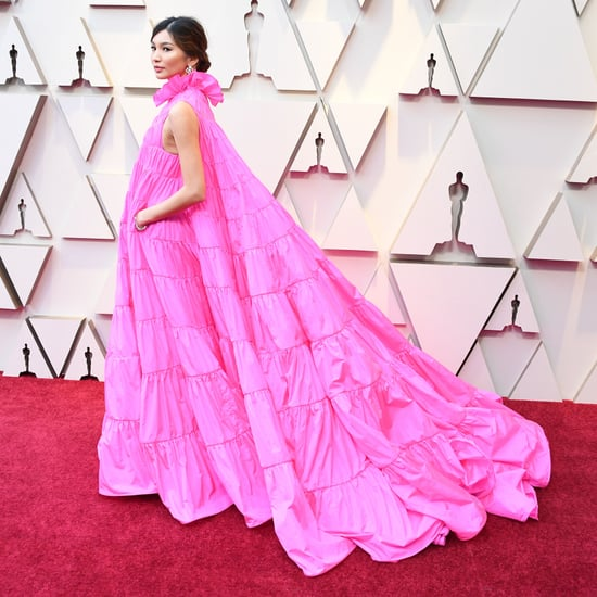 How to Wear Hot Pink like Oscars