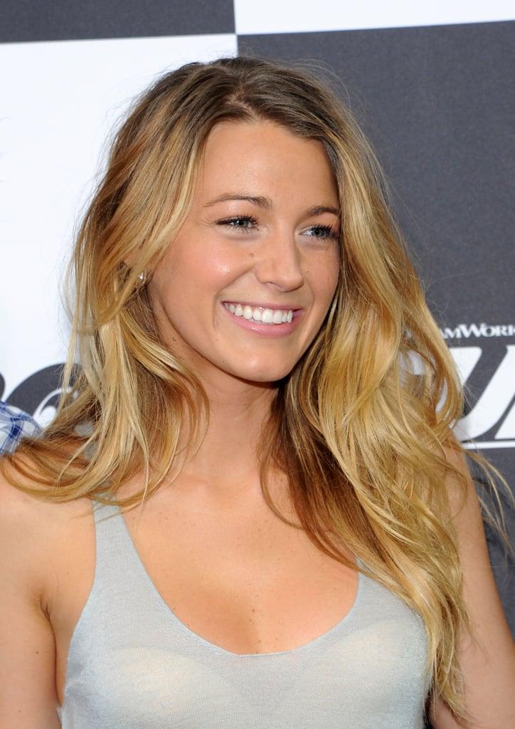 7 Texture Hair Sprays to Get Blake Lively Locks