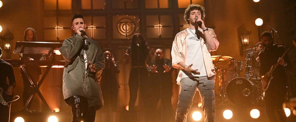 Adam Levine Joins Jack Harlow For SNL Performance | Video