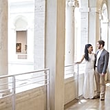 Harvard Art Museum Engagement Shoot
