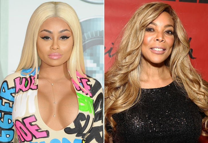 Blac Chyna and Wendy Williams