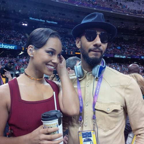 Super Bowl 2013 Celebrity Twitter and Instagram Pictures