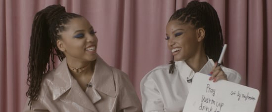 Chloe x Halle See How Well They Know Each Other