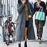 Selena Showed Off Her Cute Fall Style in New York City