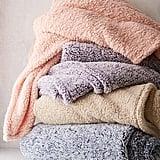 Fleece Throw Blanket