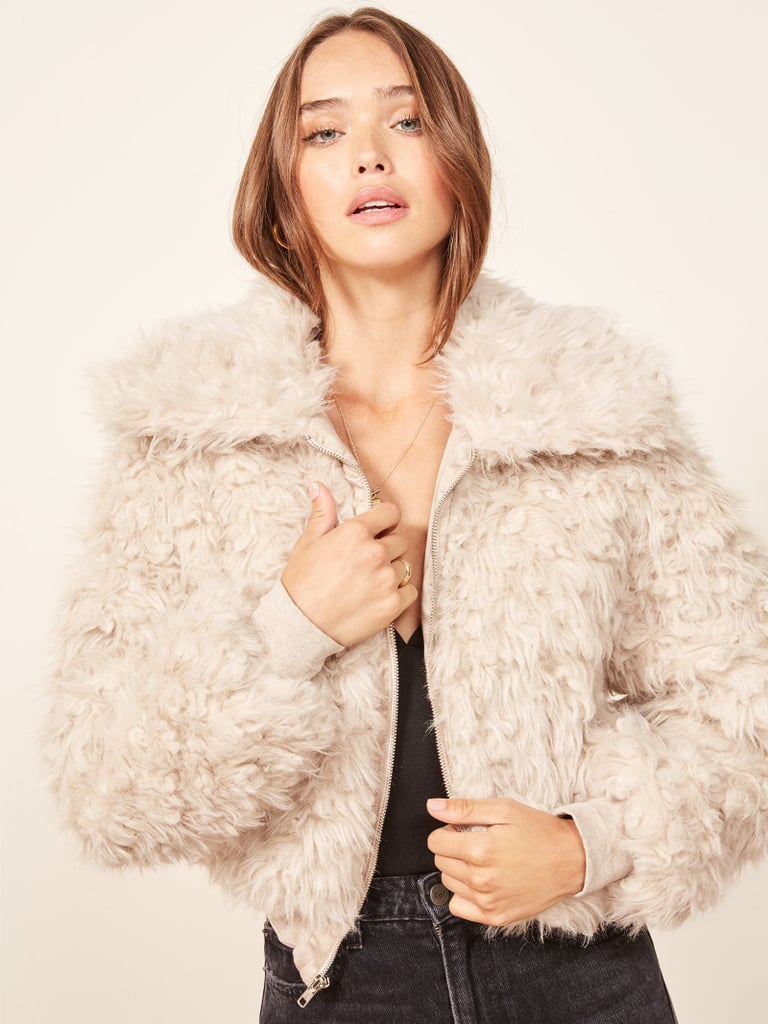 Best Faux Fur Coats 2018