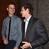 Ansel and Warren Elgort