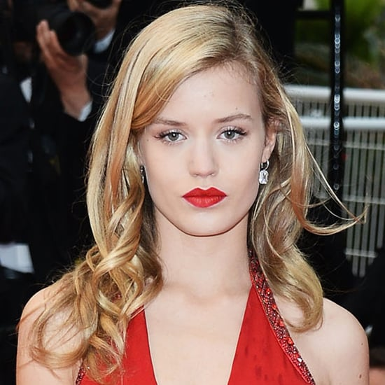 Red Lips Rule the Red Carpet at Cannes