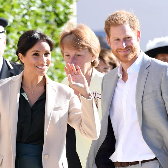 Will Harry and Meghan Be at Princess Eugenie's Wedding?