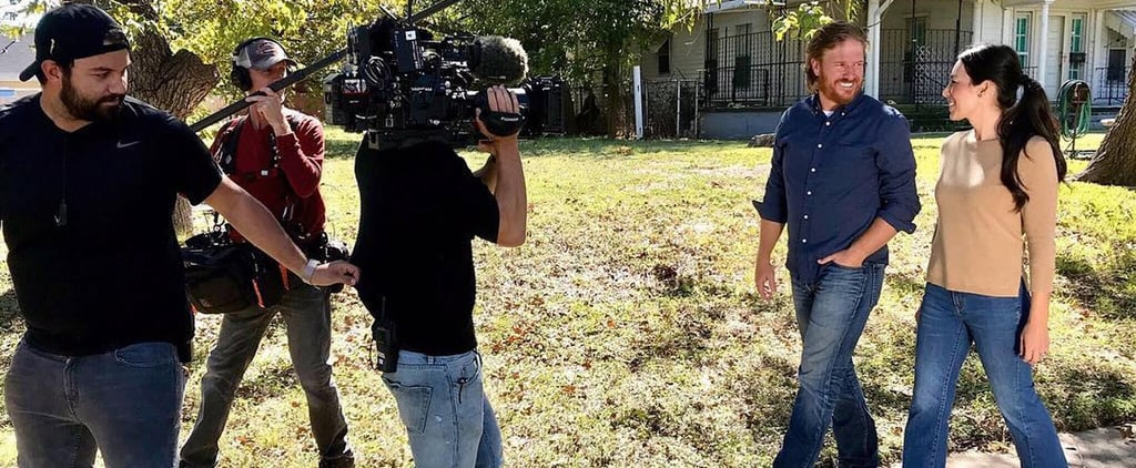 Joanna Gaines Says Goodbye to Fixer Upper