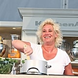 Anne Burrell: Marry the Pasta and Sauce Together