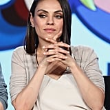 Mila took courses at UCLA and later transferred to Loyola Marymount, but eventually dropped out.  She can't imagine acting alongside Ashton again, but for the sweetest reason.  Mila spent her honeymoon in an RV park with Ashton's parents, which led to very interesting adventures.   While her husband is on social media, the funny actress doesn't use Twitter or Facebook. She does, however, have a fake Instagram account.