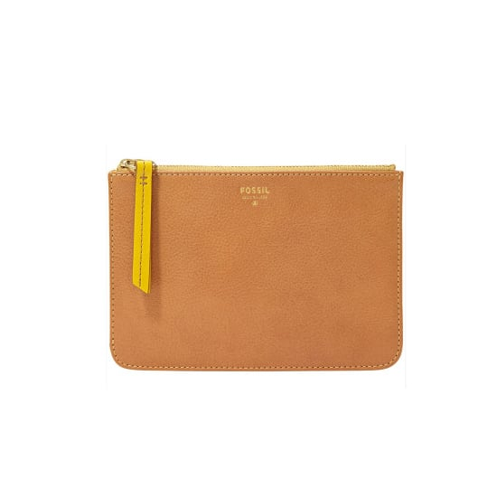 Fossil Sydney Small Leather Pouch, $59