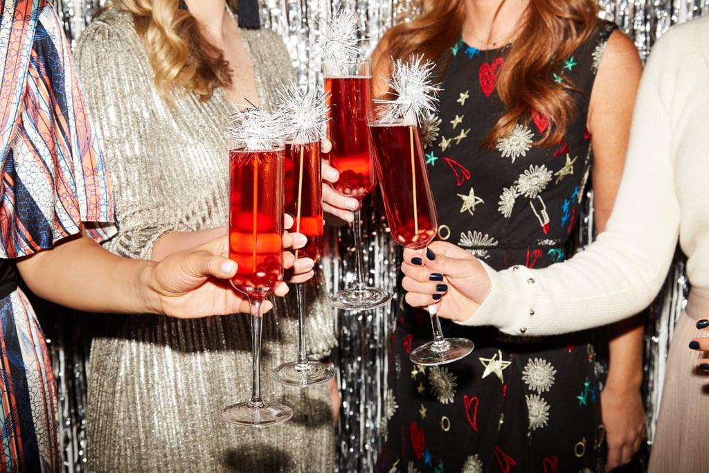Make Festive Mocktails