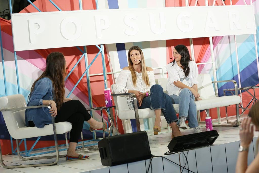 Pictured: Melissa Ben-Ishay, Eden Grinshpan, and Samantha Wasser