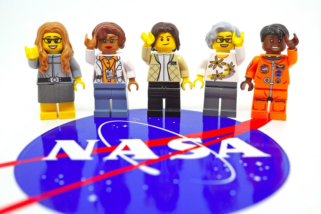 When Is the Lego Women of NASA Set Out?