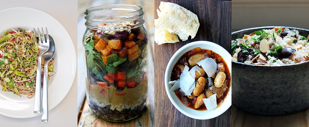 Vegetarian Work Lunches