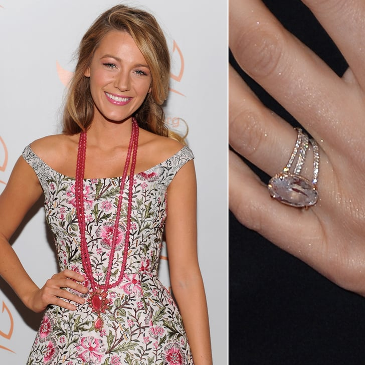 Celebrity Wedding And Engagement Rings: Biggest Celebrity Engagement Rings