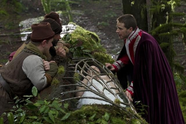 Josh Dallas on ABC's Once Upon a Time.