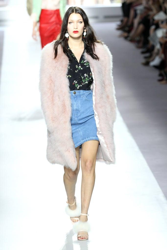 Topshop Unique Spring 2016 Show   London Fashion Week