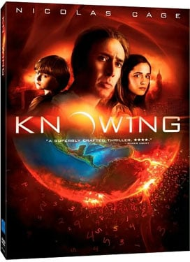 New on DVD, Knowing, Push