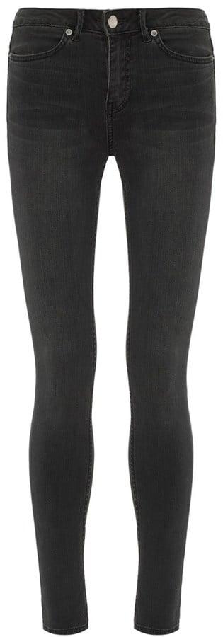 BLK DNM Fulton Black Jeans 22 ($230)