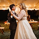 Backyard Harry Potter Wedding