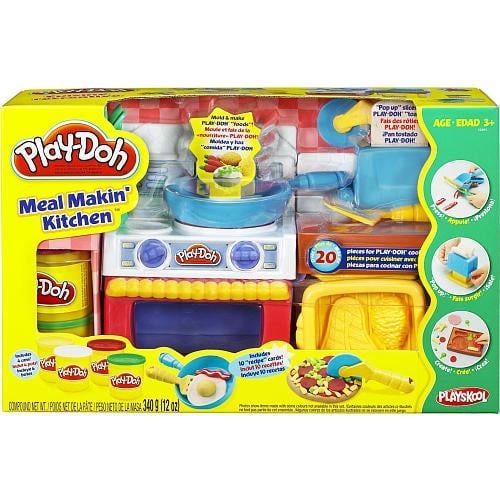Play Doh Kitchen Set Walmart