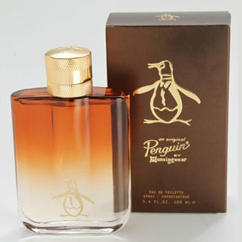 Original Penguin Gets a Signature Scent
