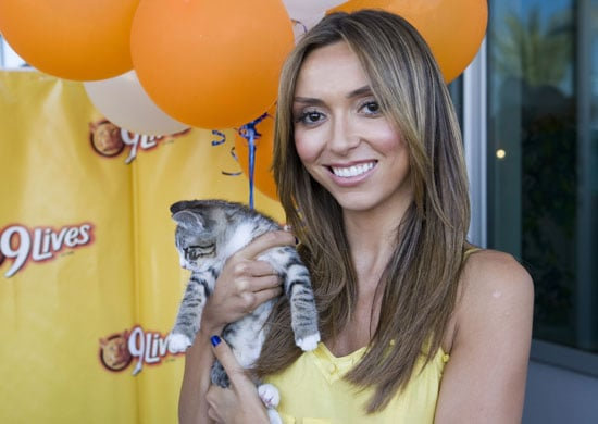 The Scoop: Giuliana Rancic Gets the Millionth Cat!