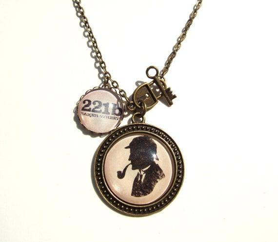 Sherlock Necklace ($25)