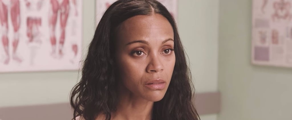 "Zoe Saldana's Gorgeous Performance in Sia's ""Free Me"" Video Will Bring You to Tears"