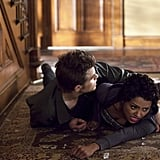 Paul Wesley as Stefan and Kat Graham as Bonnie on The Vampire Diaries. Photo courtesy of The CW