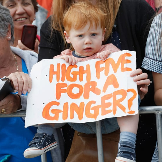 Funny Signs From Prince Harry's Royal Appearances