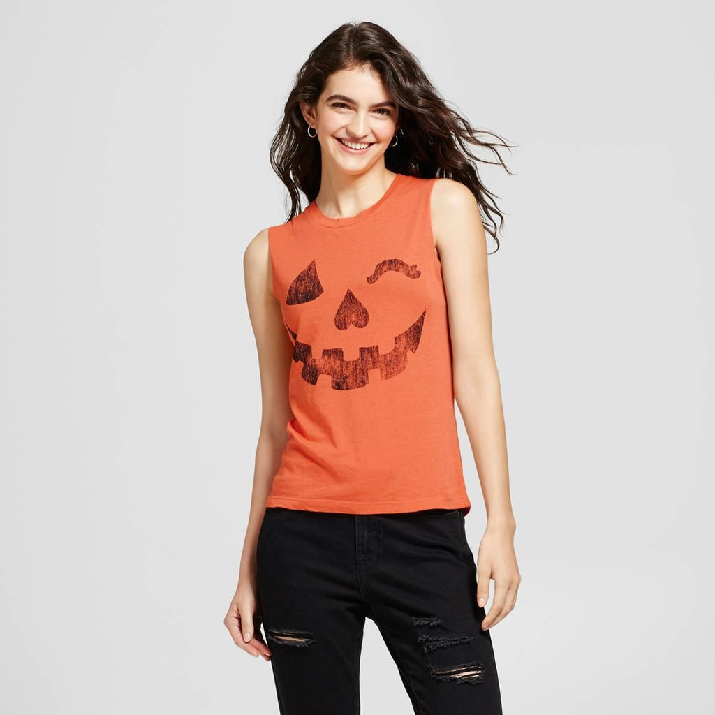 Fifth Sun Jack o Wink Graphic Tank