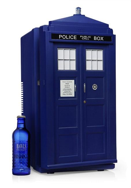 TARDIS Fridge