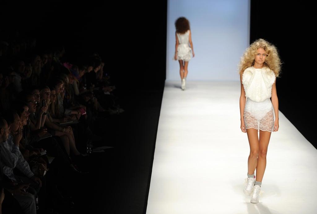 London Fashion Week, Spring 2010: Eun Jeong
