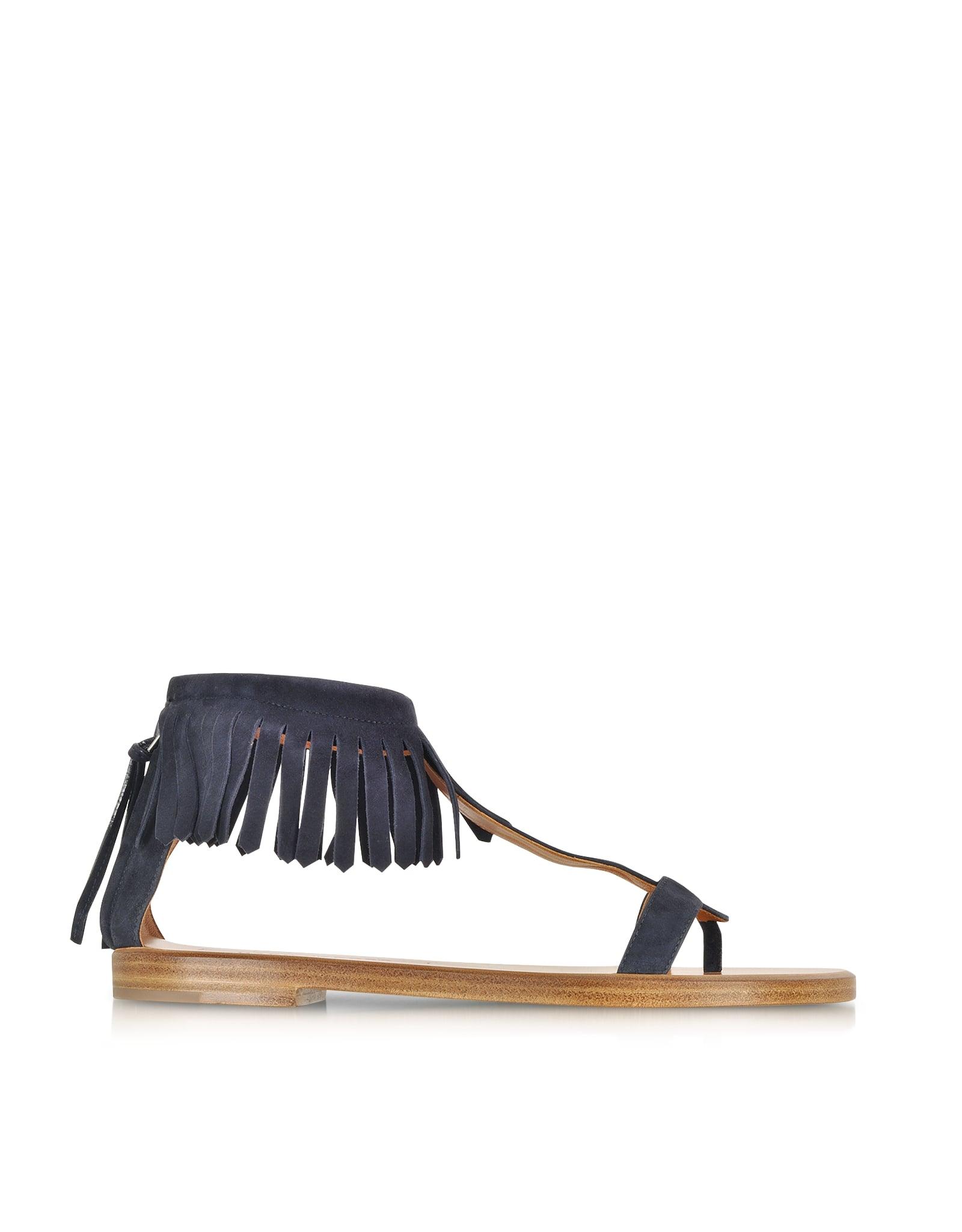 Marc Jacobs Fringe Sandals