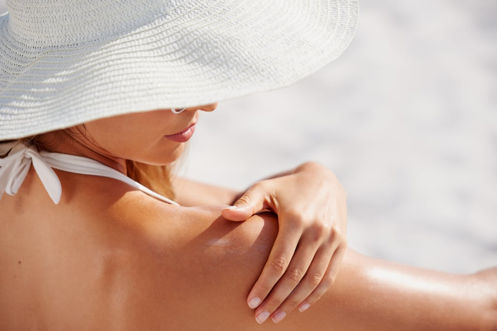 Treat sunburns in any month