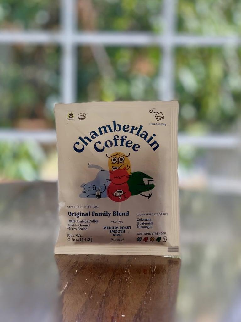 Chamberlain Coffee: Original Family Blend