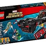 Lego Super Heroes Iron Skull Sub Attack