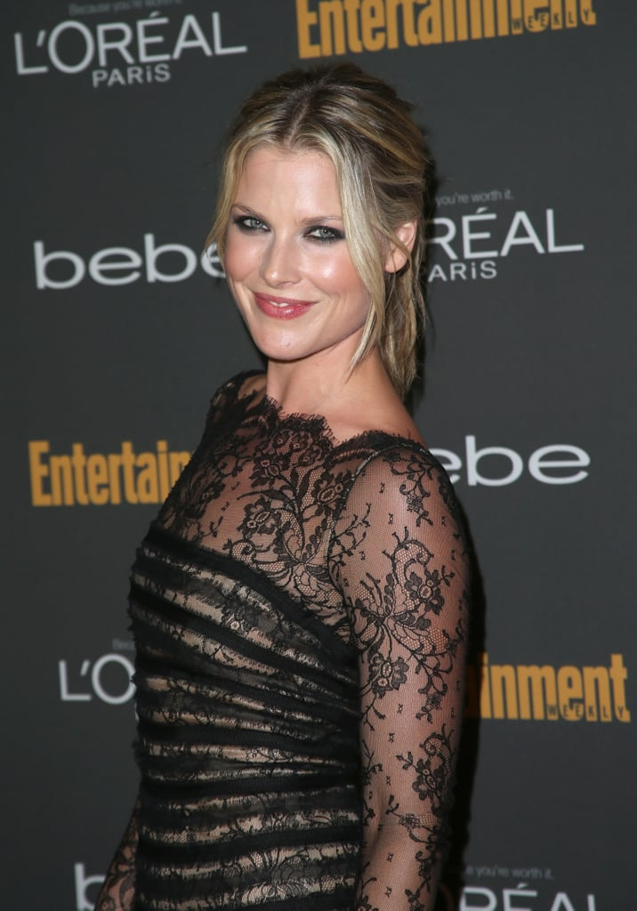 Ali Larter looked super sexy with a piecey ponytail and loads of liner at Entertainment Weekly's pre-Emmys party.