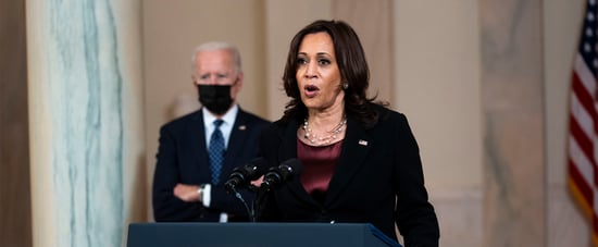 Kamala Harris and Joe Biden Speak on Derek Chauvin Verdict