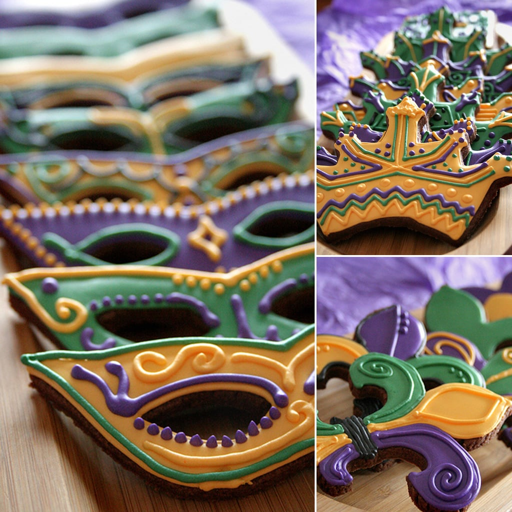 A Sweet Mardi Gras Treat