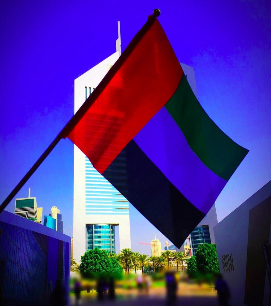 UAE Flag Day 2016