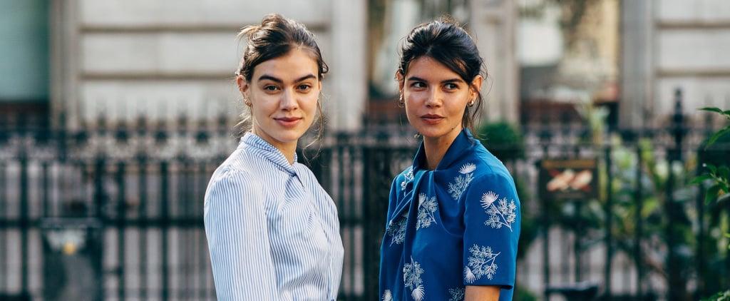 London Fashion Week Street Style Spring 2019