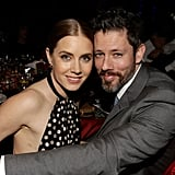 Amy Adams and Darren Le Gallo