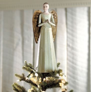 Do You Top Your Tree With an Angel?
