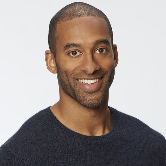 Matt James Is ABC's First Black Bachelor