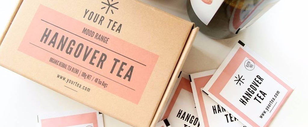 Can This Tea Really Help Prevent Hangovers? We're Willing to Try Anything